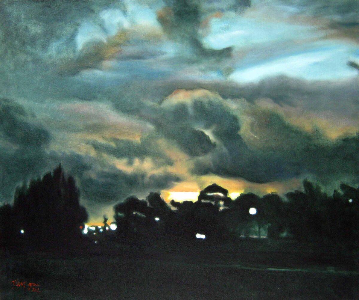 'Hawthorne Canal'