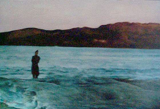 'Figure on Beach' (2003)
