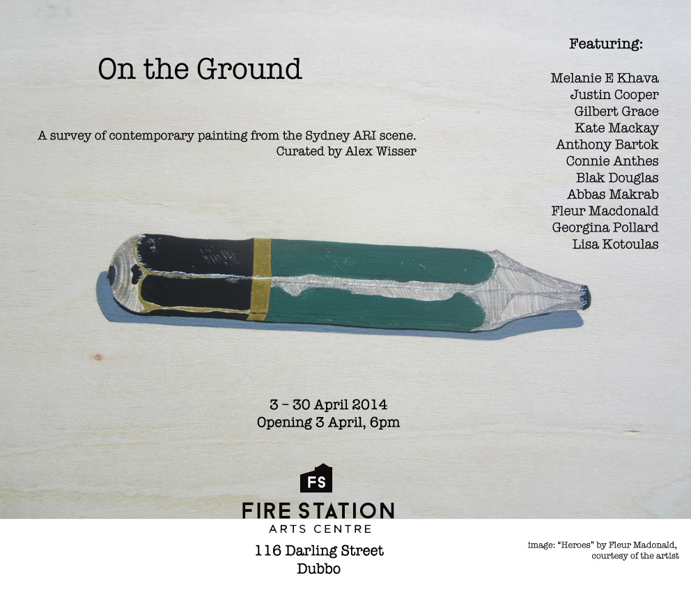 flyer for on the ground (2)